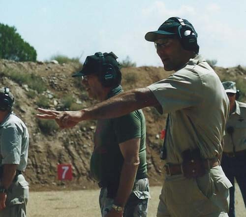 Tarani Firearms Instruction