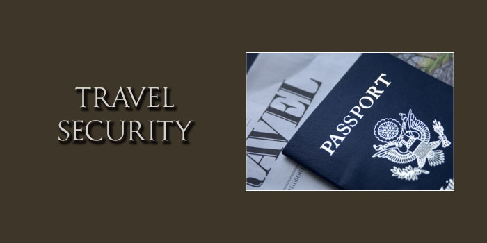 TRAVEL-SECURITY