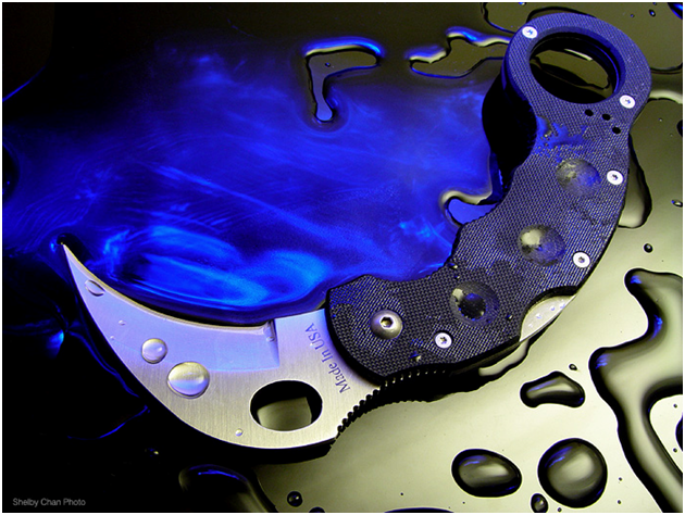 Curved Blade (Karambit) - STEVE TARANI
