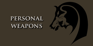 personal-weapons